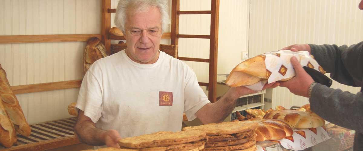 La boulangerie de Fanjeaux