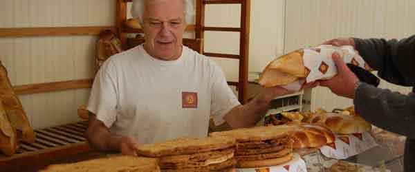 La boulangerie de Fanjeaux - Aude