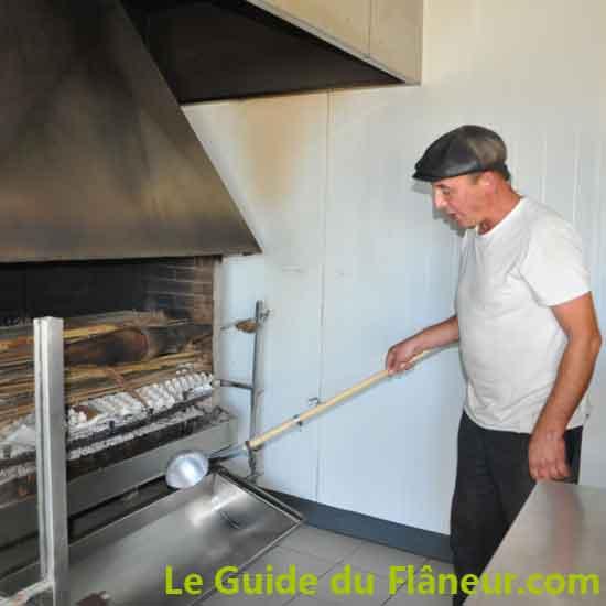 Bruno à la cuisson