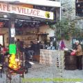Economie sociale et solidaire - Le café du village d'Anères - Hautes-Pyrénées