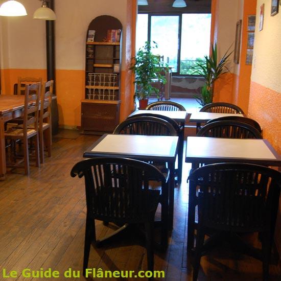 Le café de Serralongue en Pyrénées-Orientales