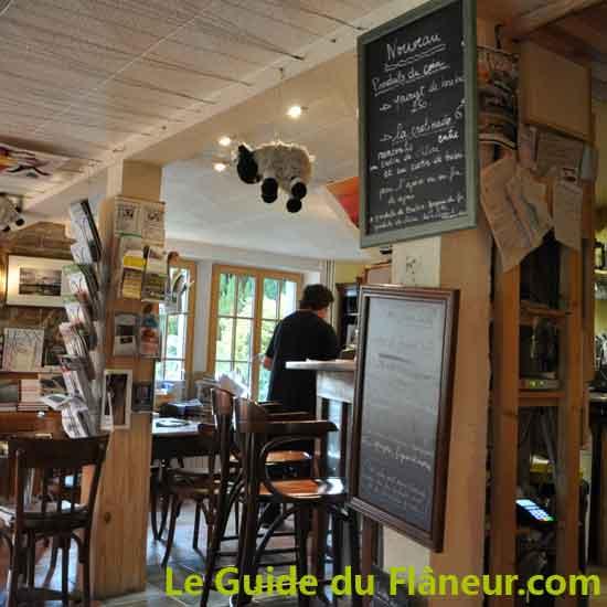 Bonne adresse - Café librairie l'Autre Rive