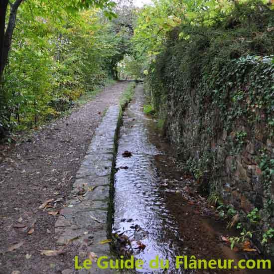 Visite d'Aubazine - Corrèze