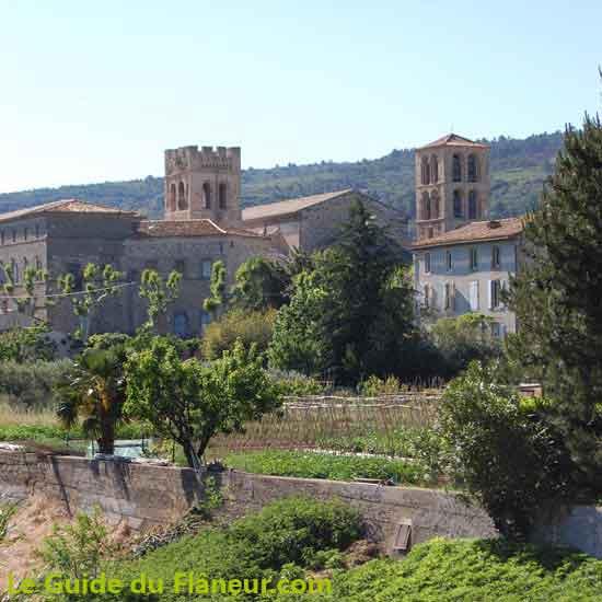 Présentation de Caunes-Minervois dans l'Aude