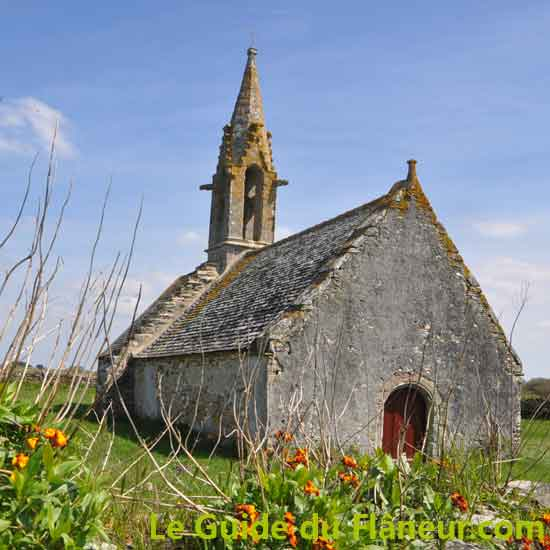 Randonnée pédestre à Sain-Jean-Trolimon - Finistère