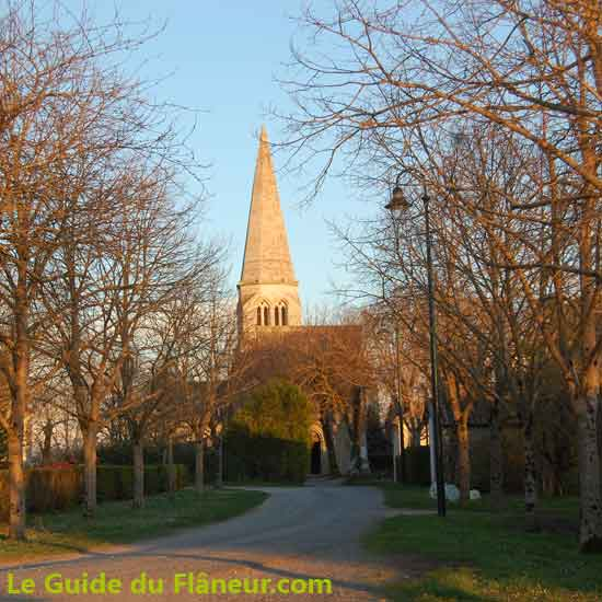 Visites et tourisme - Le village de Charmant - Charente