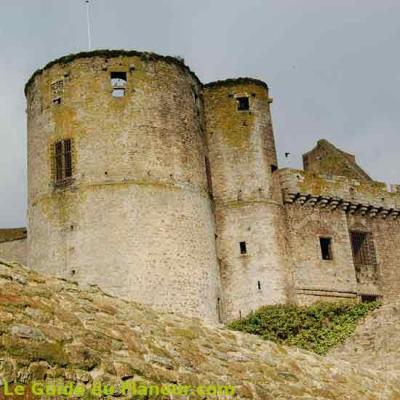 Le château de Clisson