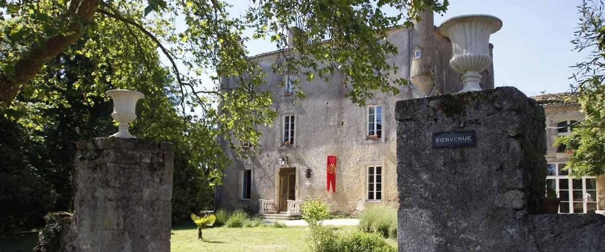 Le châteaude Fajac la Selve