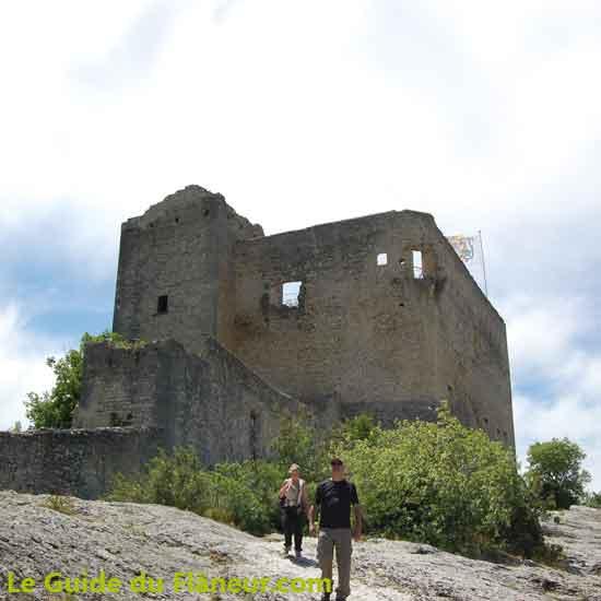 Visite de Vaison-la-Romaine