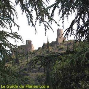 Les châteaux cathares de Lastours