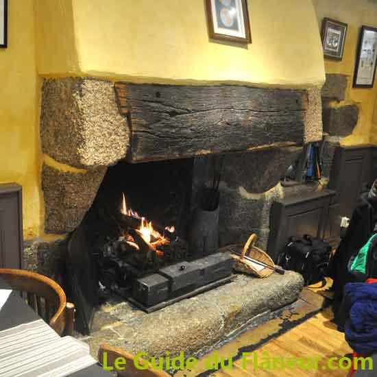 Crêperie l'écume à Concarneau - Finistère