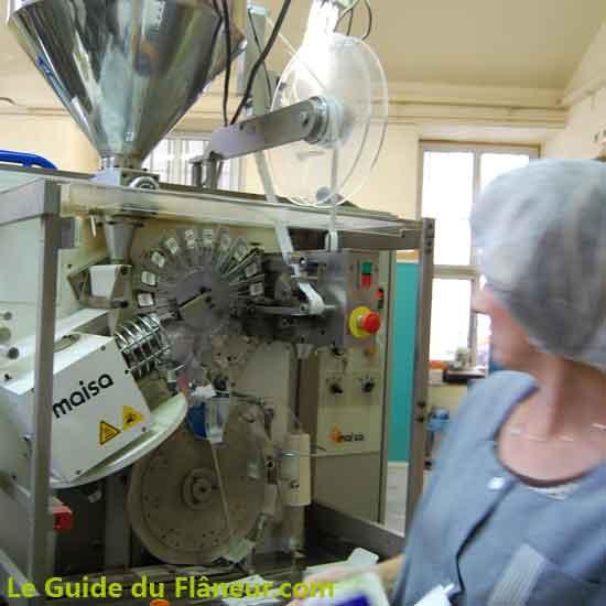 artisanat et savoir-faire - Tisanes le Dauphin - Drôme