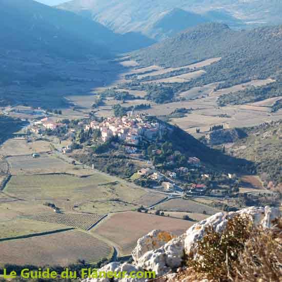 Randonnée à Cucugnan dans l'Aude