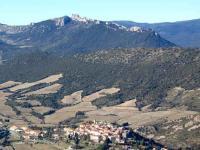 Cucugnan et le château de Peyrepertuse
