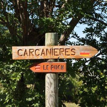 Direction Carcanières