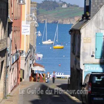 Douarnenez en Bretagne