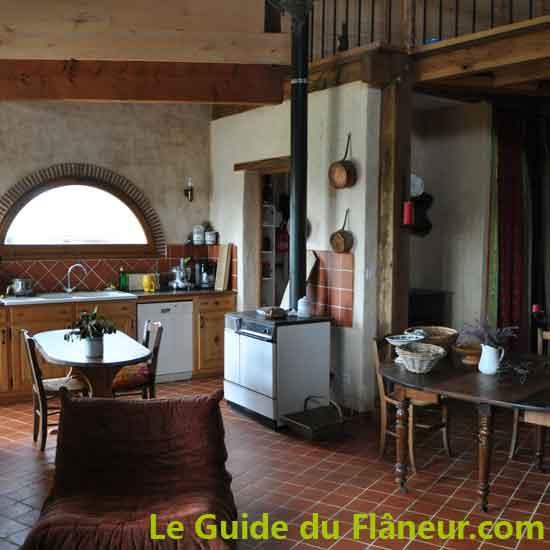 L'éco-hameau de Busseix - Haute-Vienne