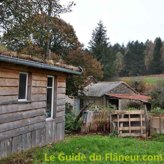 L'éco-hameau de Busseix