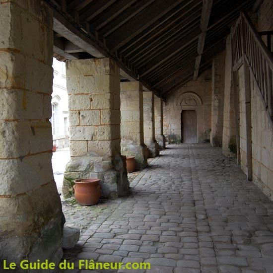 Visite de Fontevraud