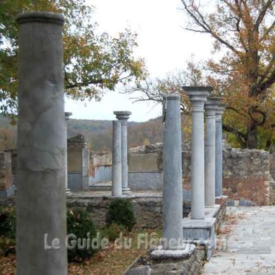 Ensemble colonnes