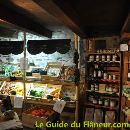 Epicerie-café associatif à Pageas - Haute-Vienne