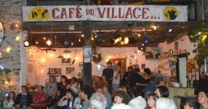 ESS - Le café du village d'Aèeres