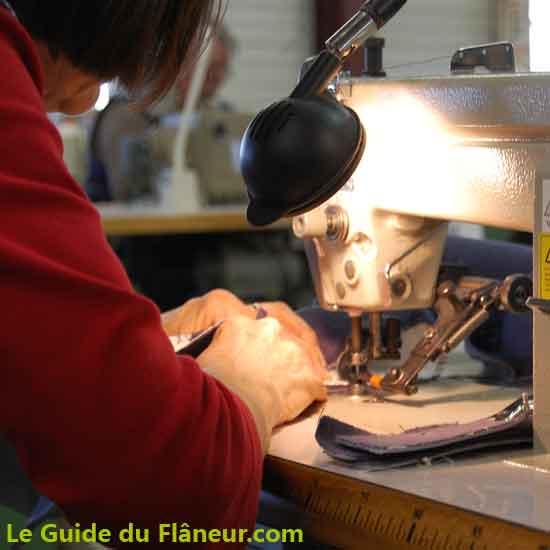 Fabrication de charentaises
