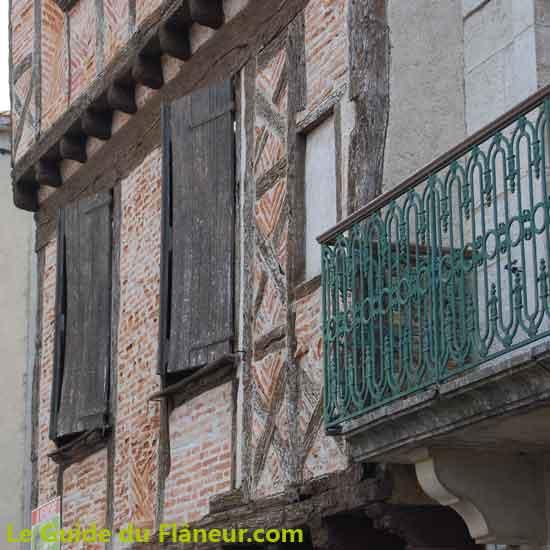 De briques et colombages