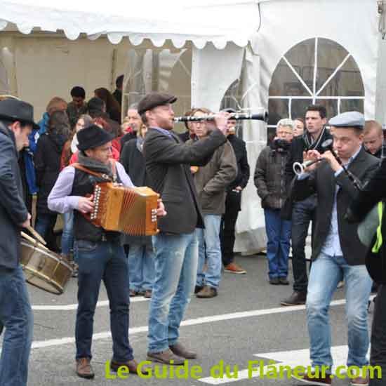 La fest noz en Bretagne