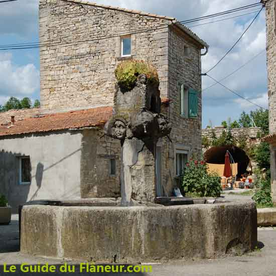 Visite de Limans en haute-Provence