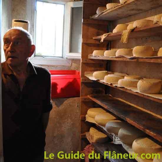 Fromages de Barousse à Sost - Hautes-Pyrénées
