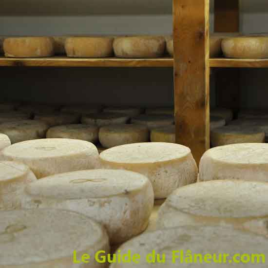 La ferme de Cazaux à Samuran - hautes-Pyrénées