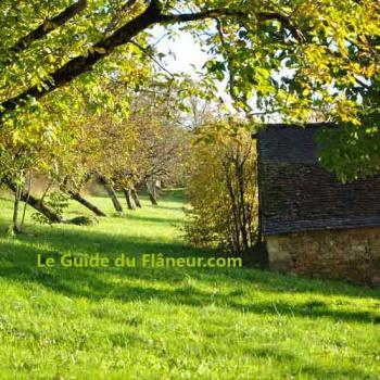 Le hameau de Graschamps