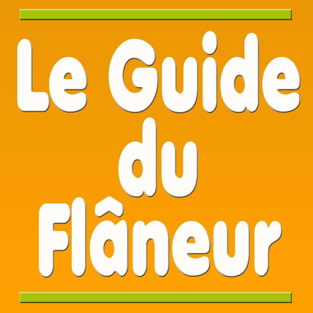 Le Guide du Flâneur Le logo