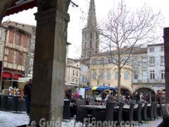 Guide de tourisme à Limoux