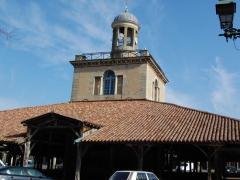 La halle de Revel en Haute-Garonne (31)