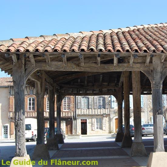 Randonnée à St-Félix-Lauragais en Haute-Garonne