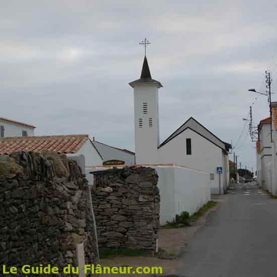 Balade au hameau du Vieil en Vendée
