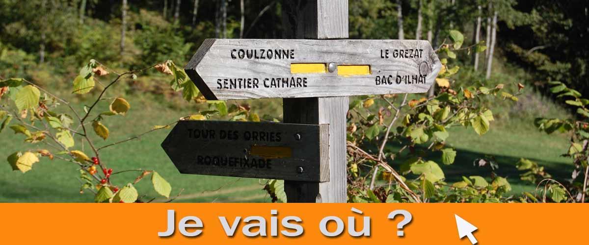 Jes vais où ? En France