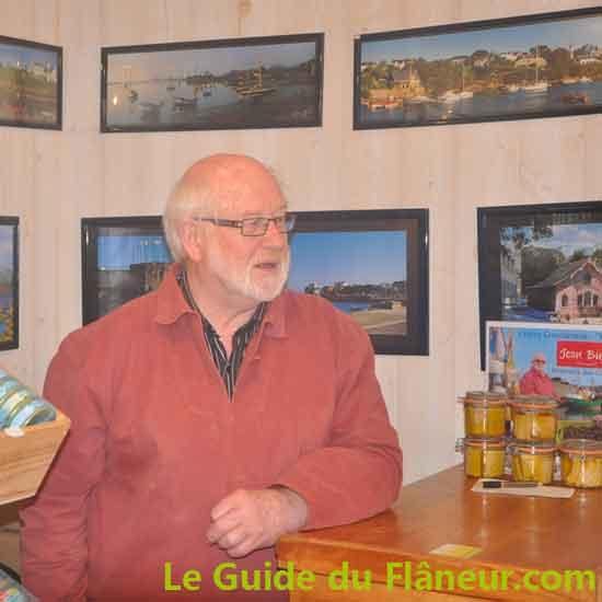 Conserverie artisanale à Concarneau