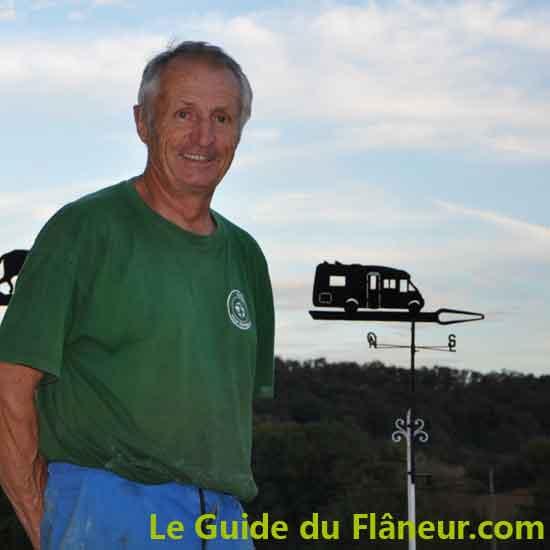 Les girouettes de Montaner - Pyrénées-Atlantiques