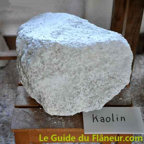 Kaolin de marcognac st yrieix la perche guide de tourisme - Office de tourisme saint yrieix la perche ...