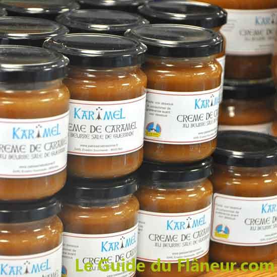 La pâtisserie Kerjeanne à Belz