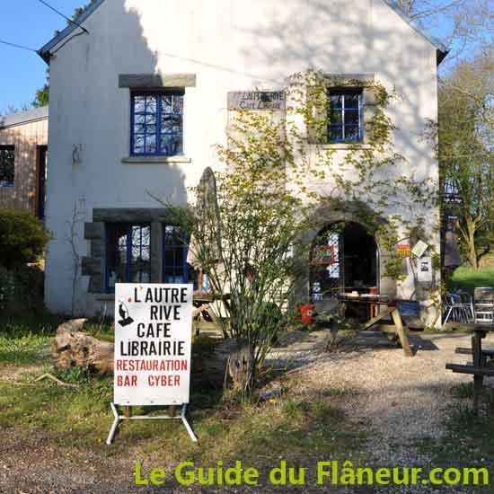 Bonne adresse - L'Autre Rive à Berrien - Finistère