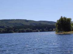 Le lac de la Raviège