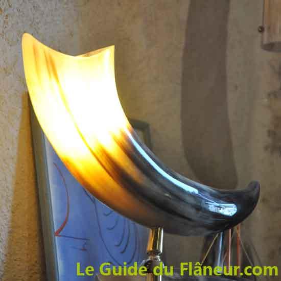La corne à muse à St-Jean-Trolimon - Finistère