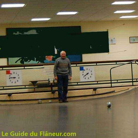La boule de fort à Doué-la-Fontaine