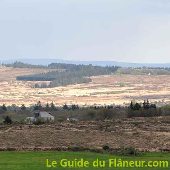 Randonnée à Commana - Finistère