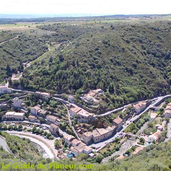 Randonnée à Lastours dans l'Aude