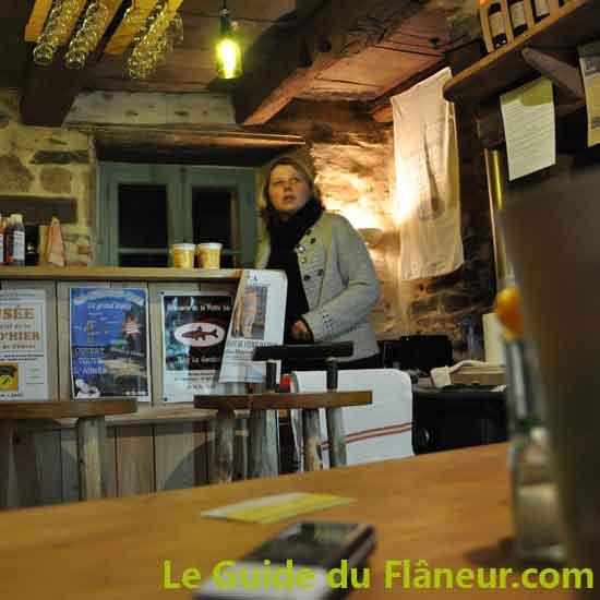 Café-épicerie associative l'Antrepot de Pageas - Haute-Vienne